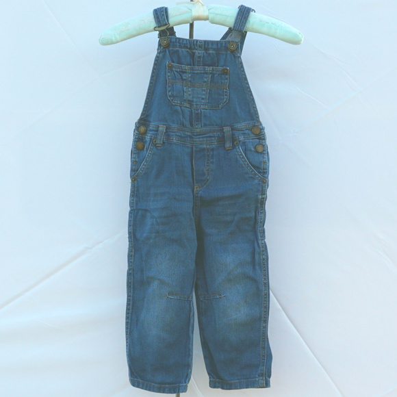 OshKosh B'gosh Other - Nice Genuine kids blue denim overalls 3T